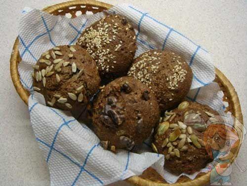 тесто для ржаного хлеба на закваске