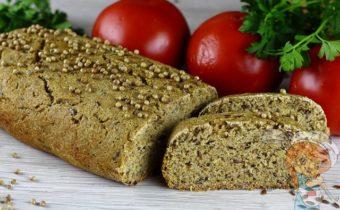 Ржаной хлеб без дрожжей, рецепт с фото