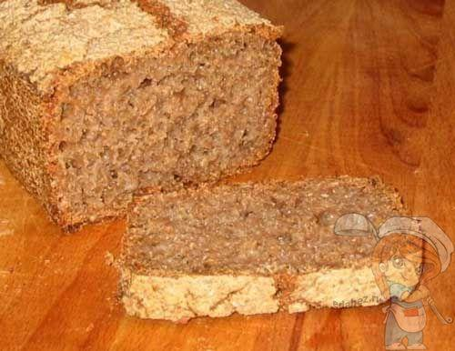 процесс готовки хлеба без дрожжей в хлебопечке