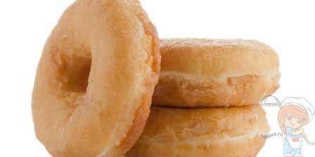 Как приготовить пончики без дрожжей