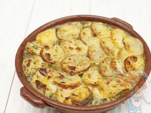 что приготовить из картофеля без мяса