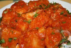 Рецепт картошки по-гречески