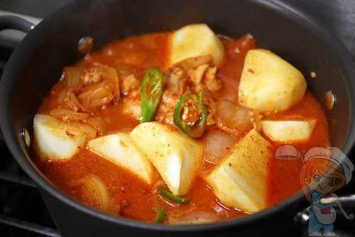 Рецепты тушенной картошки без мяса