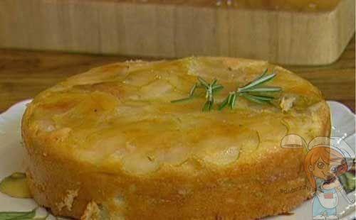 итальянский рецепт яблочного пирога