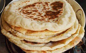 Рецепты приготовления бездрожжего лаваша