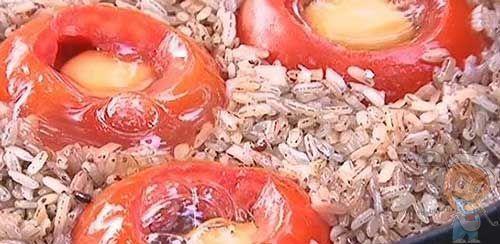 Рецепт без мяса с помидорами