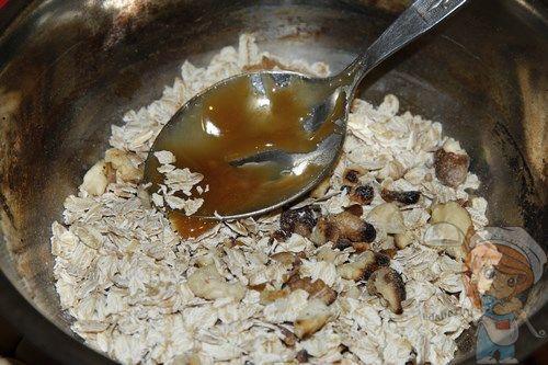 Ингредиенты печенья без молока
