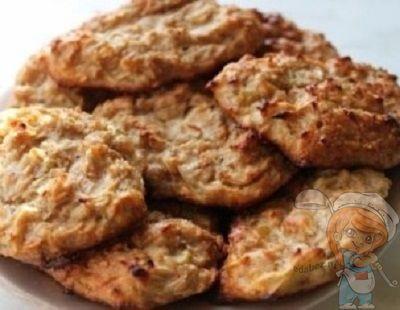 Печенье без молока рецепт