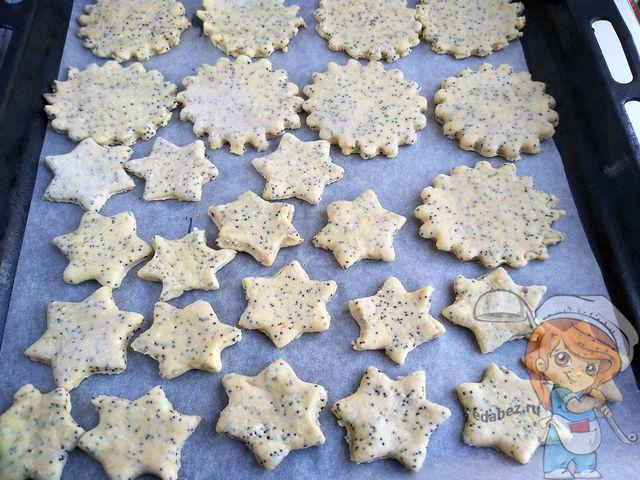 Выпечкаем печенье