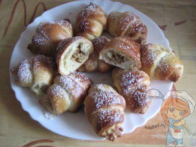Рецепт с орехами