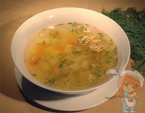 Рыбный без картошки