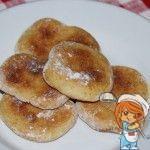 Печенье без из творога без масла и маргарина