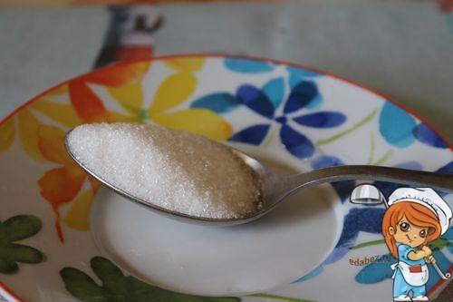 Сахар добавляется по желанию