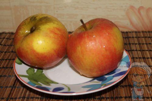 яблоки для пирога