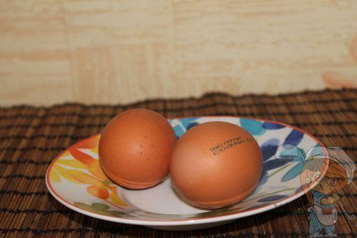Яйца для приготовления риса