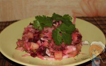 Лучший салат без мяса