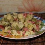 Салат без сыра «Немецкий»