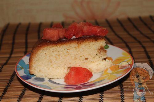 пирог без масла рецепт фото