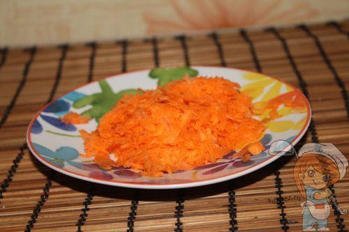 Готовим морковь