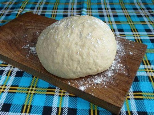 Рецепт на кефире без дрожжей