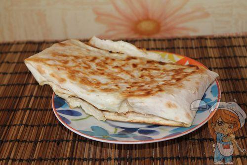 Рецепт с сыром без мяса