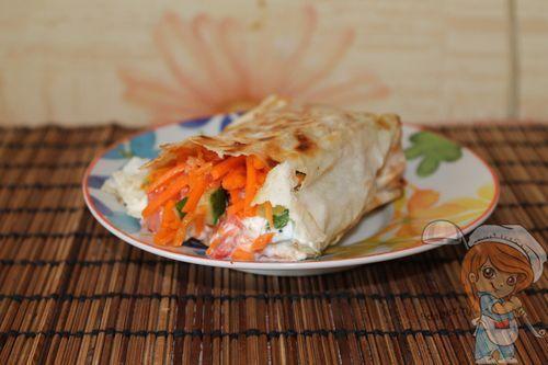 Шаурма без мяса рецепт, как приготовить в домашних условиях 34