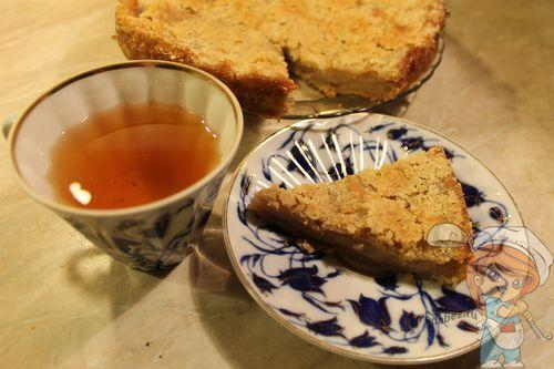 Рецепт пирога с грушей