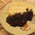 Рецепт постной подливы без мяса к любому столу