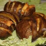 Картошка «веер»