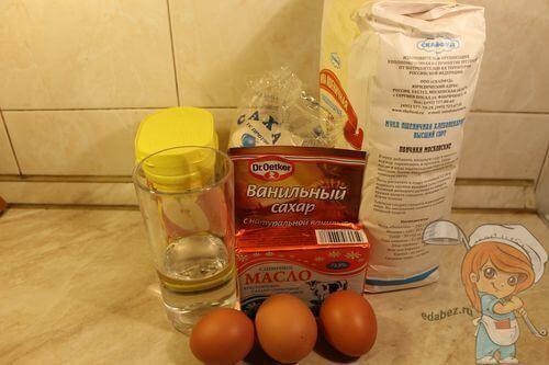 Рецептура крема без молока
