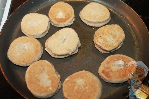 Печенья рецепты в сковороде 122