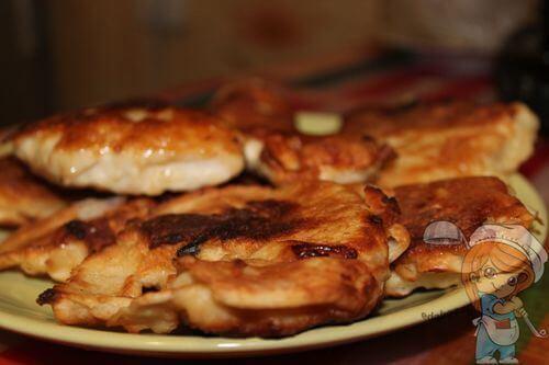 Пицца на сковороде без сметаны - пошаговый рецепт с фото ...