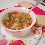 Суп из овощей без картошки — вкусный и легкий