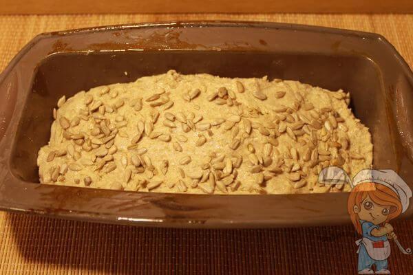 Заготовка хлеба