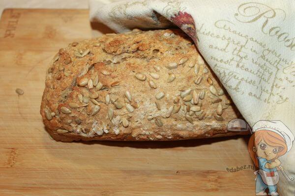 Хлеб остывает