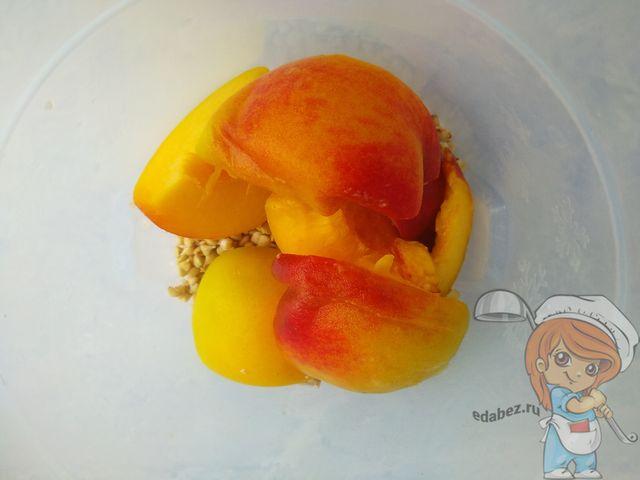 Добавляем фрукты к гречке