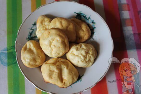 Печеньки без глютена