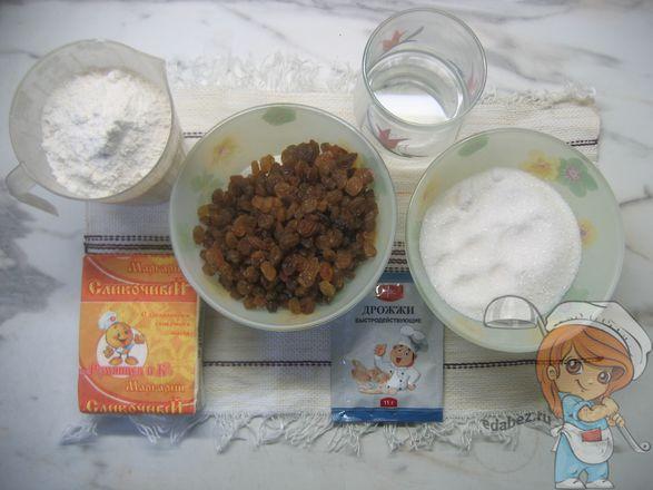 Ингредиенты для выпечки без яиц