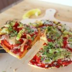 пицца без сметаны