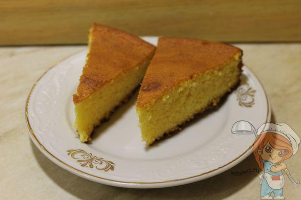 Десерт без глютена
