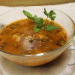 Как приготовить суп из фасоли без мяса