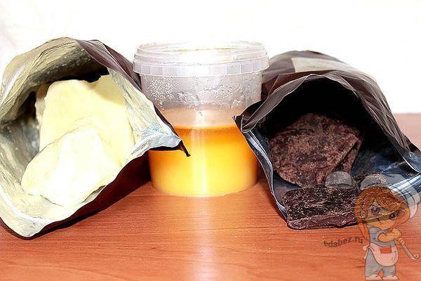 Продукты для конфет