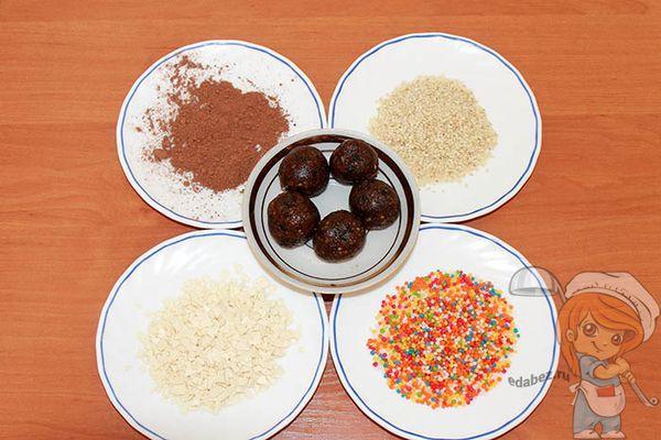 Украшаем конфеты