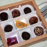Вегетарианские шоколадные конфетки