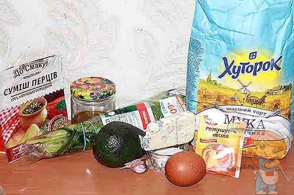 Как приготовить маффины из авокадо