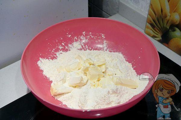 Готовим тесто без дрожжей