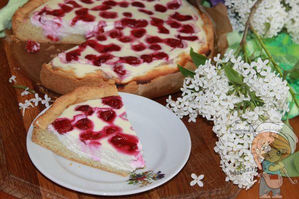 Пирог без сливочного масла