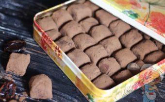 шоколадные конфеты без сахара и какао
