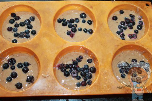 раскладываем ягоды