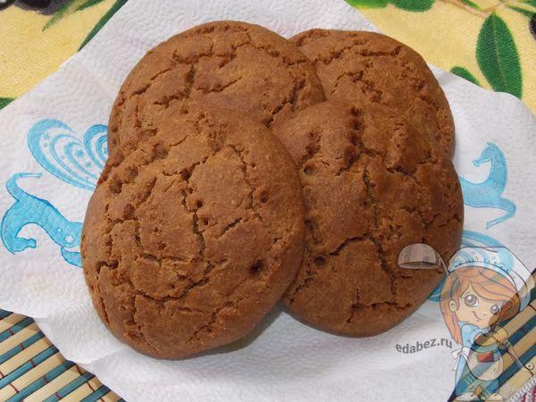 Ржаные лепешки с картофелем без дрожжей